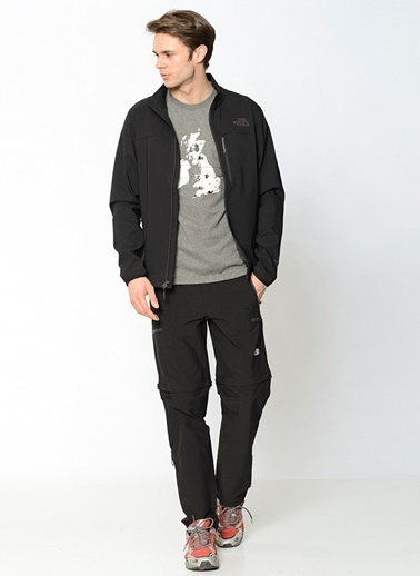 The North Face Sweatshirt Siyah